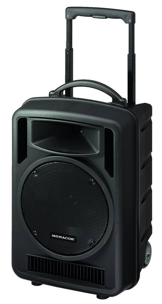 Mobilné PA reproduktory Monacor TXA-1022CD