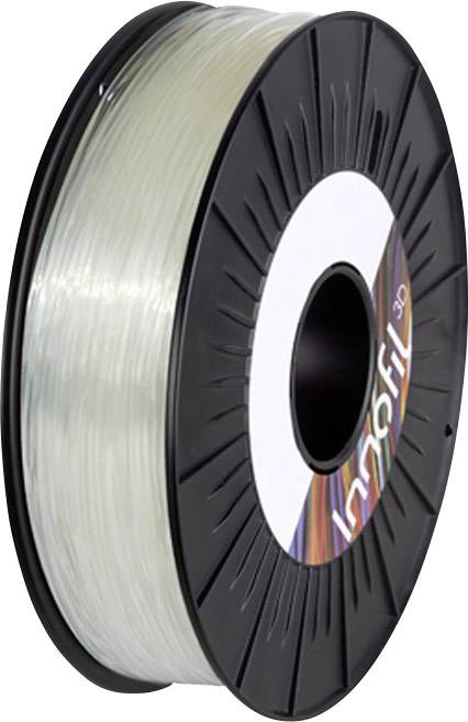 Vlákno pro 3D tiskárny Innofil 3D ABS-0101B075, ABS plast, 2.85 mm, 750 g, přírodní