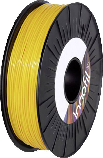 Vlákno pre 3Dtlačiarne, Innofil 3D FL45-2006A050, 1.75 mm, 500 g, žltá