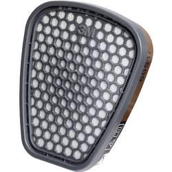 Filtr pro ochranu dýchacích cest 3M 6051i 70071624079 Třída filtrace/Ochranné stupně: A1, 8 ks