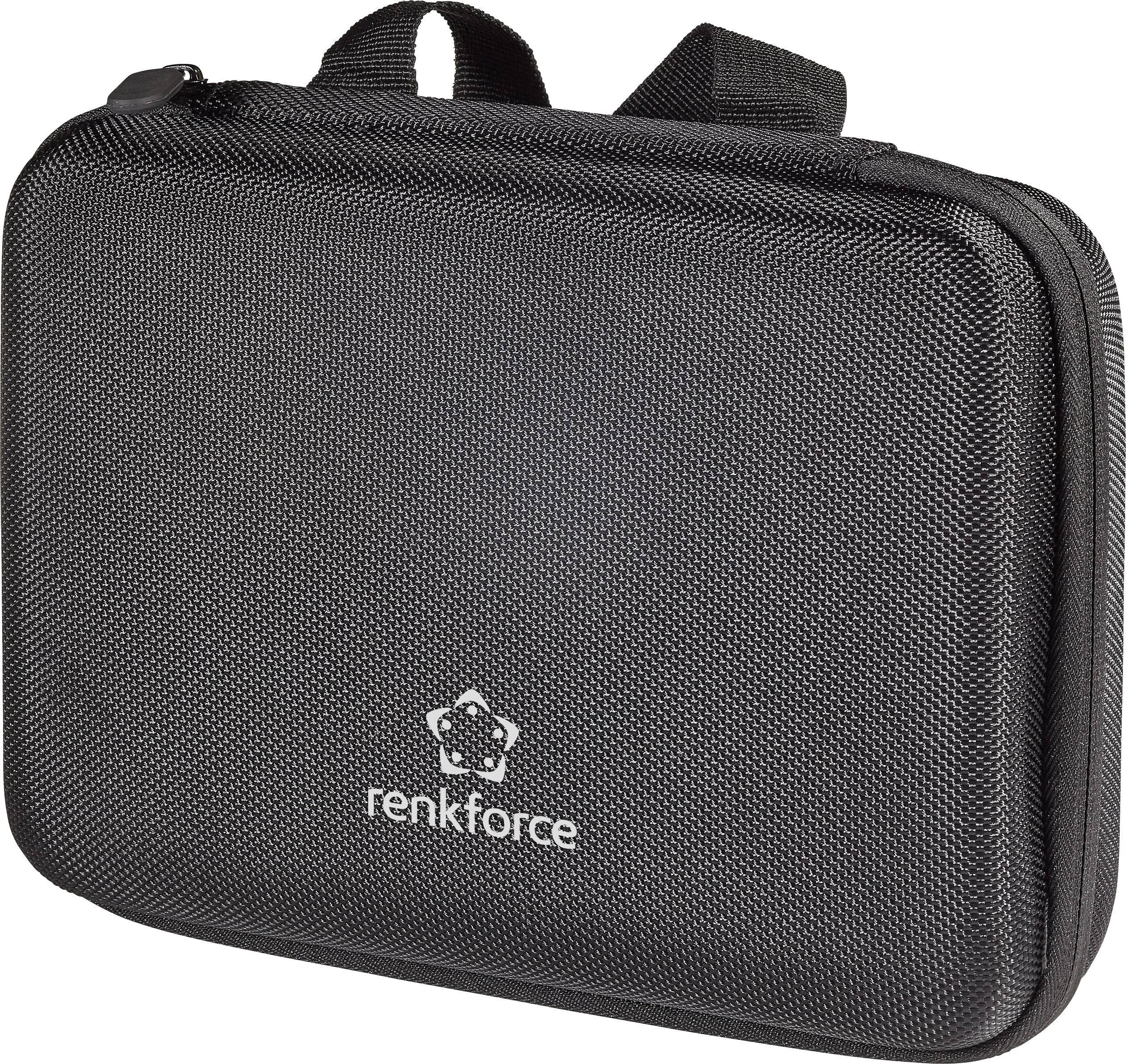 Pevné púzdro Renkforce GP-102 RF-4253394 vhodné pre GoPro, akčné/športové kamery