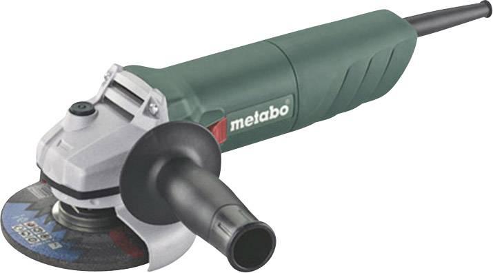 Úhlová bruska Metabo 750-125 601231500, 125 mm, kufřík, 750 W
