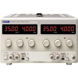 Laboratorní zdroj s nastavitelným napětím Aim TTi EX354RD, 0 - 35 V/DC, 0 - 4 A, 280 W, Počet výstupů: 2 x