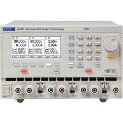 Laboratorní zdroj s nastavitelným napětím Aim TTi MX180T, 0 - 120 V, 0 - 3 A, 18 W, 180 W, Počet výstupů: 3 x