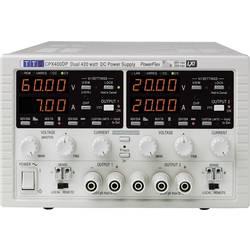 Laboratorní zdroj s nastavitelným napětím Aim TTi CPX400DP, 0 - 60 V/DC, 0 - 20 A, 840 W, Počet výstupů: 2 x