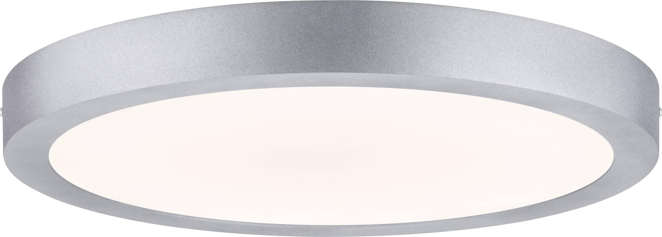 LED panel Paulmann Lunar 706.56, 22 W, teplá biela, chróm (matný)