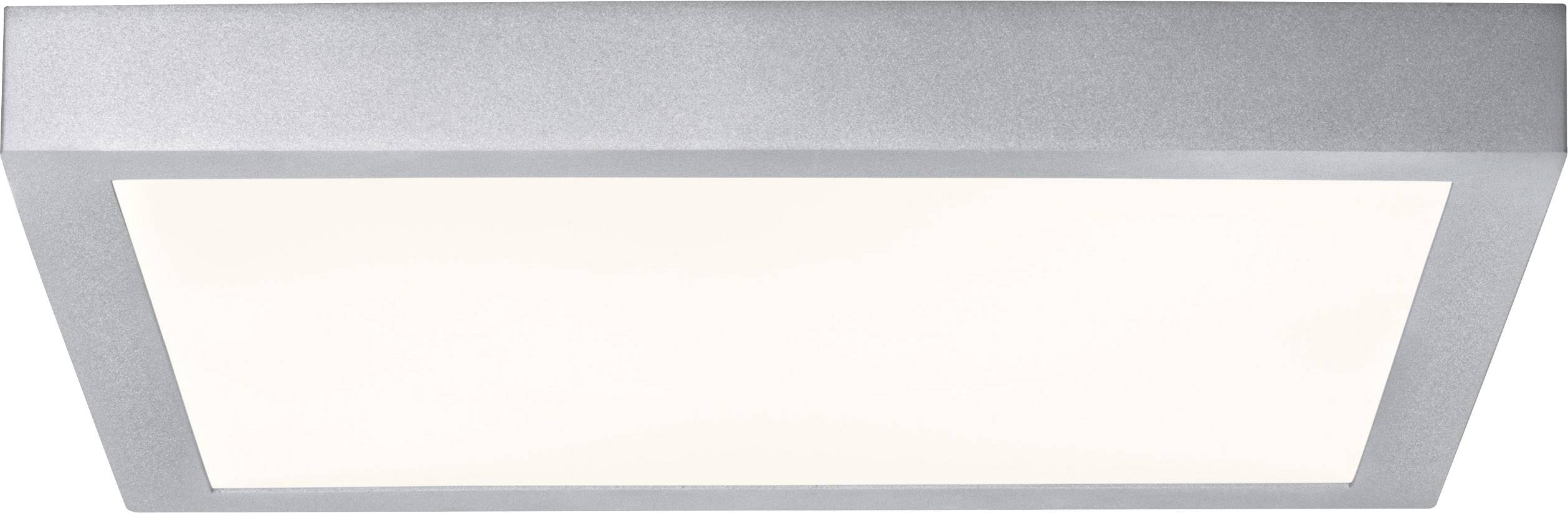 LED panel Paulmann Lunar 706.51, 22 W, teplá biela, chróm (matný)