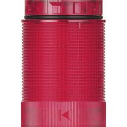 Súčasť signalizačného stĺpika LED Werma Signaltechnik KombiSign 40 634.110.75, 24 V/AC, 24 V/DC, trvalé svetlo, blikajúce, červená