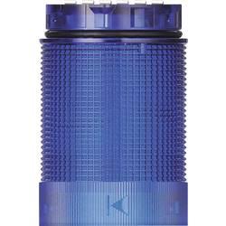 Súčasť signalizačného stĺpika LED Werma Signaltechnik KombiSign 40 634.510.75, 24 V/AC, 24 V/DC, trvalé svetlo, blikajúce, modrá
