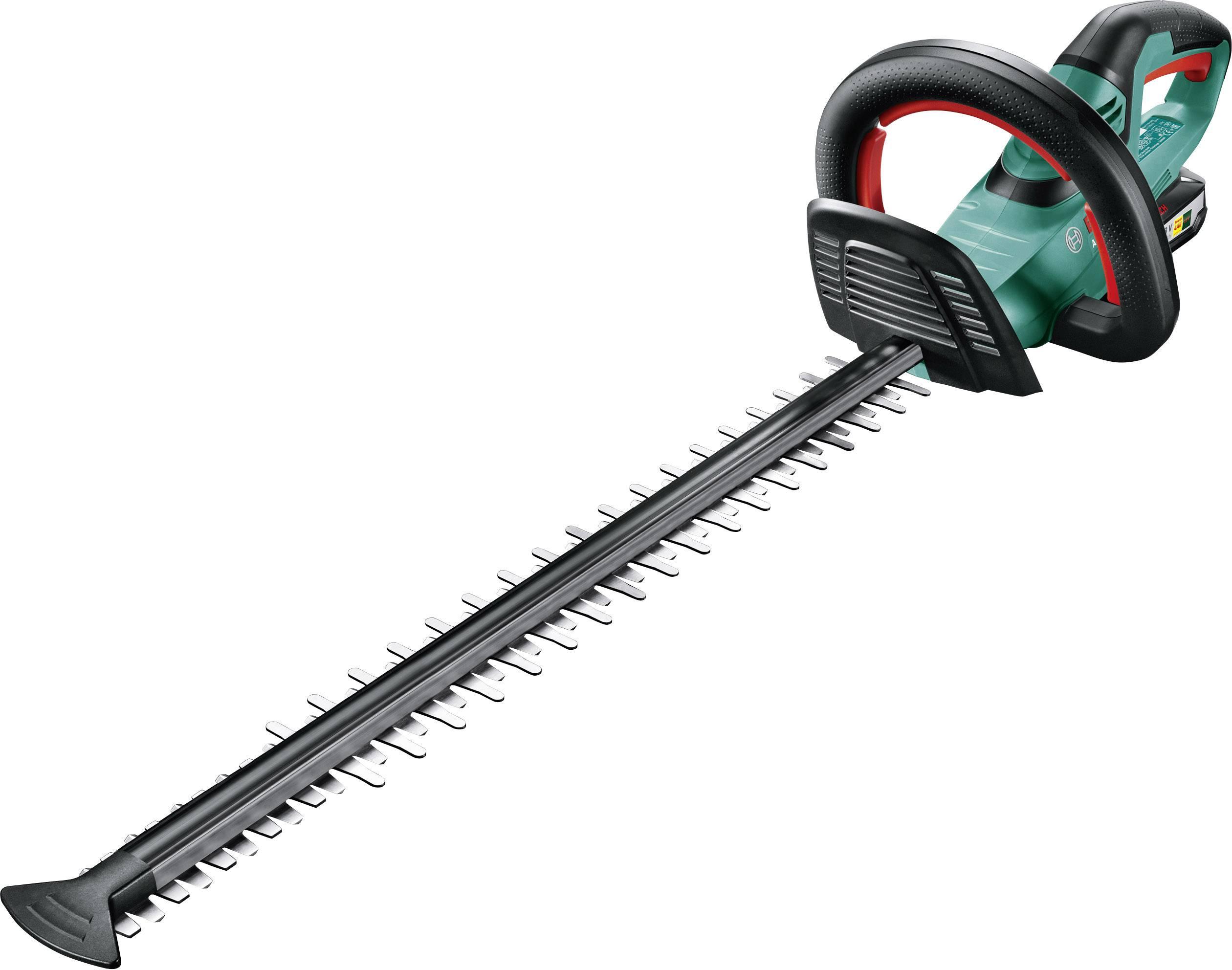 Nůžky na živý plot Bosch Home and Garden AHS 55-20 LI 0600849G00, Li-Ion akumulátor