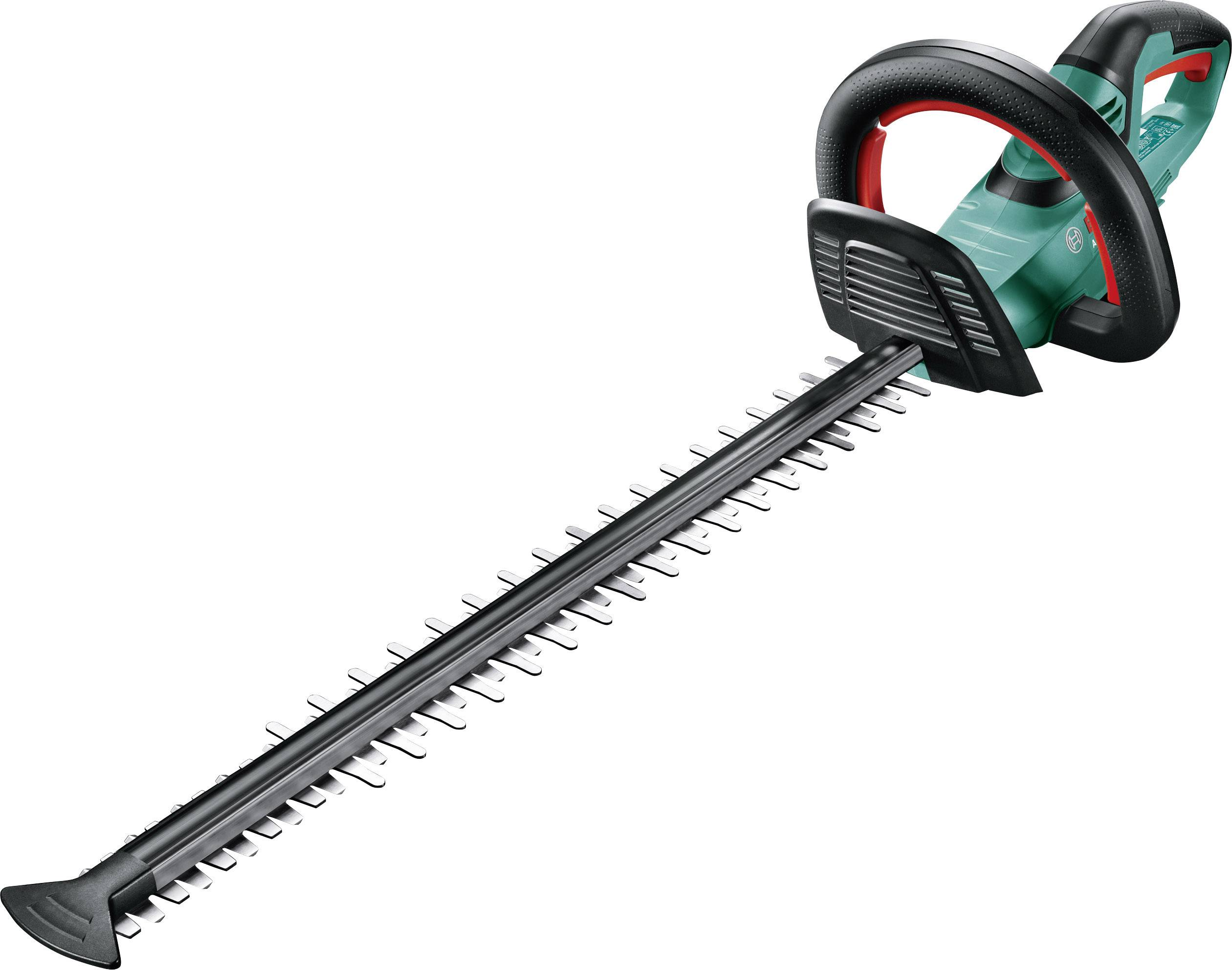 Nůžky na živý plot Bosch Home and Garden AHS 55-20 LI Power4All 0600849G02, Li-Ion akumulátor