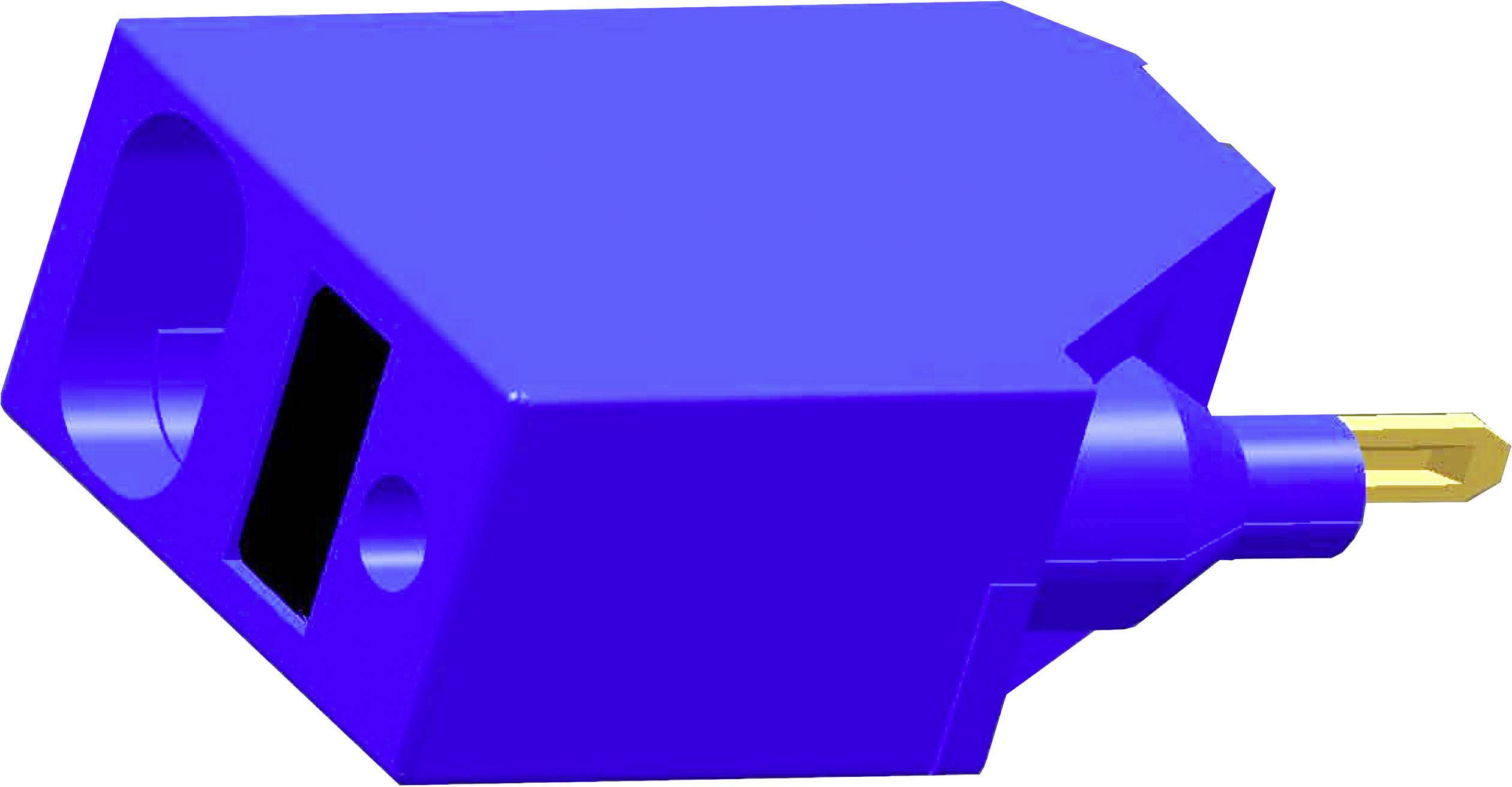 Adaptérová svorka Finder 093.62, modrá, 1 ks