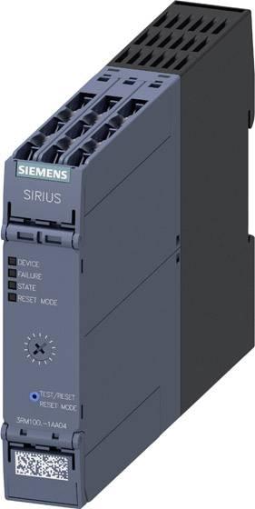 Přímý startér Siemens SIRIUS 3RM1 Výkon motoru při 400 V 0.12 kW Výkon motoru při 230 V 1 kW 24 V/DC Jmenovitý proud 0.5 A