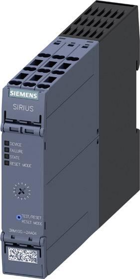 Přímý startér Siemens SIRIUS 3RM1 Výkon motoru při 400 V 0.12 kW 24 V/DC Jmenovitý proud 0.5 A