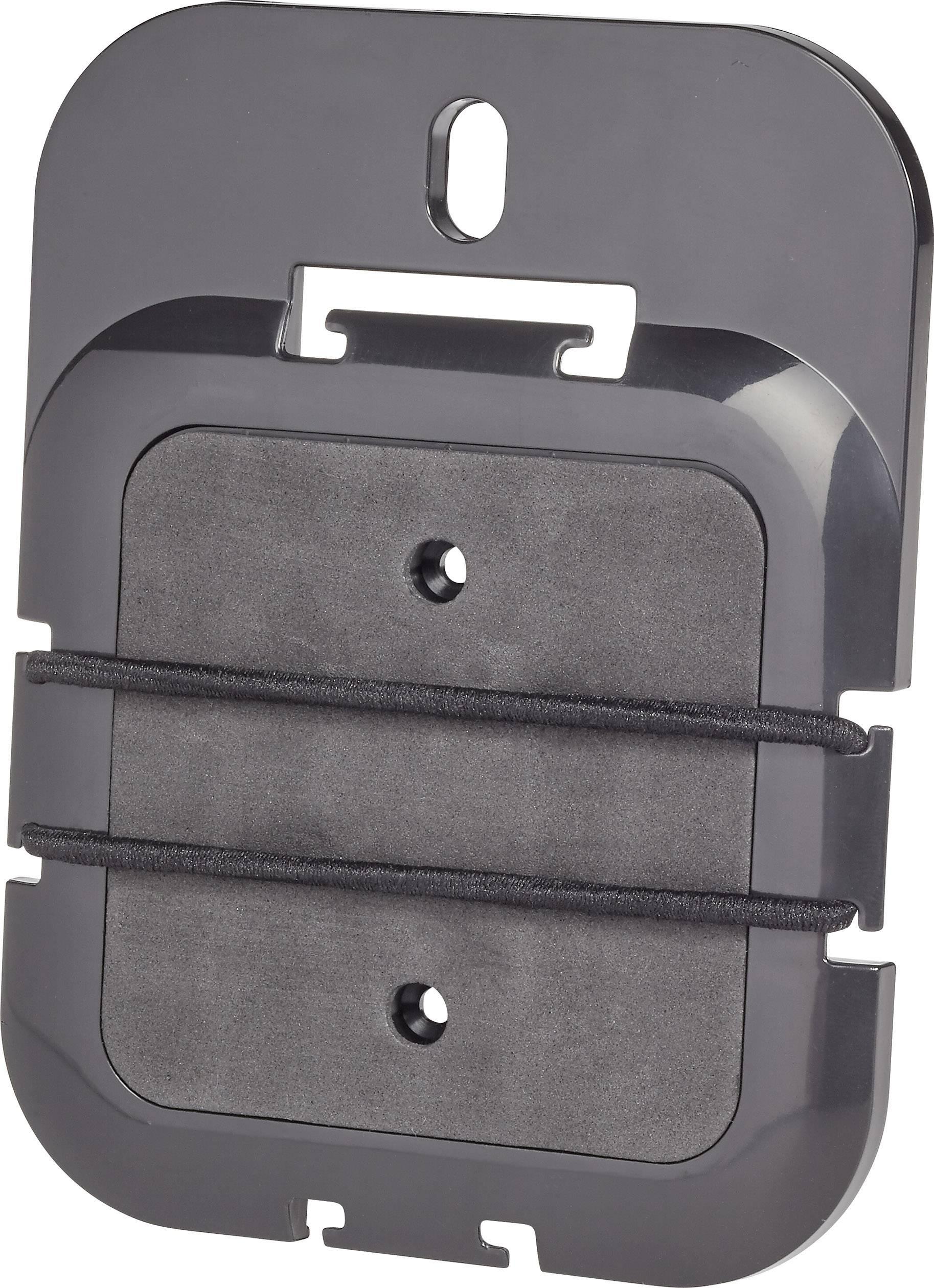 Upevňovací deska s popruhy SpeaKa Professional SP-5680236, (š x v x h) 10.3 x 13.5 x 0.9 cm, černá