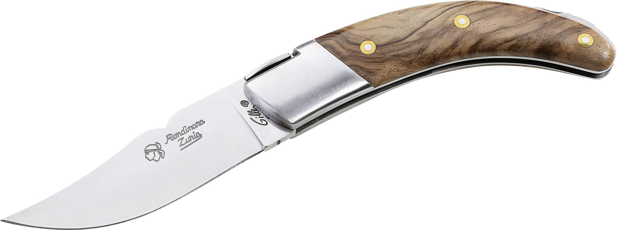 Kapesní nůž Fontenille Pantaud RONDIARA 244112, ořechová