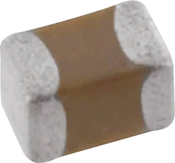 Keramický kondenzátor SMD 0603 Kemet C0603C154K4RAC7867+, 150 nF, 16 V, 10 %, (d x š x v) 1.6 x 0.35 x 0.8 mm, 1 ks
