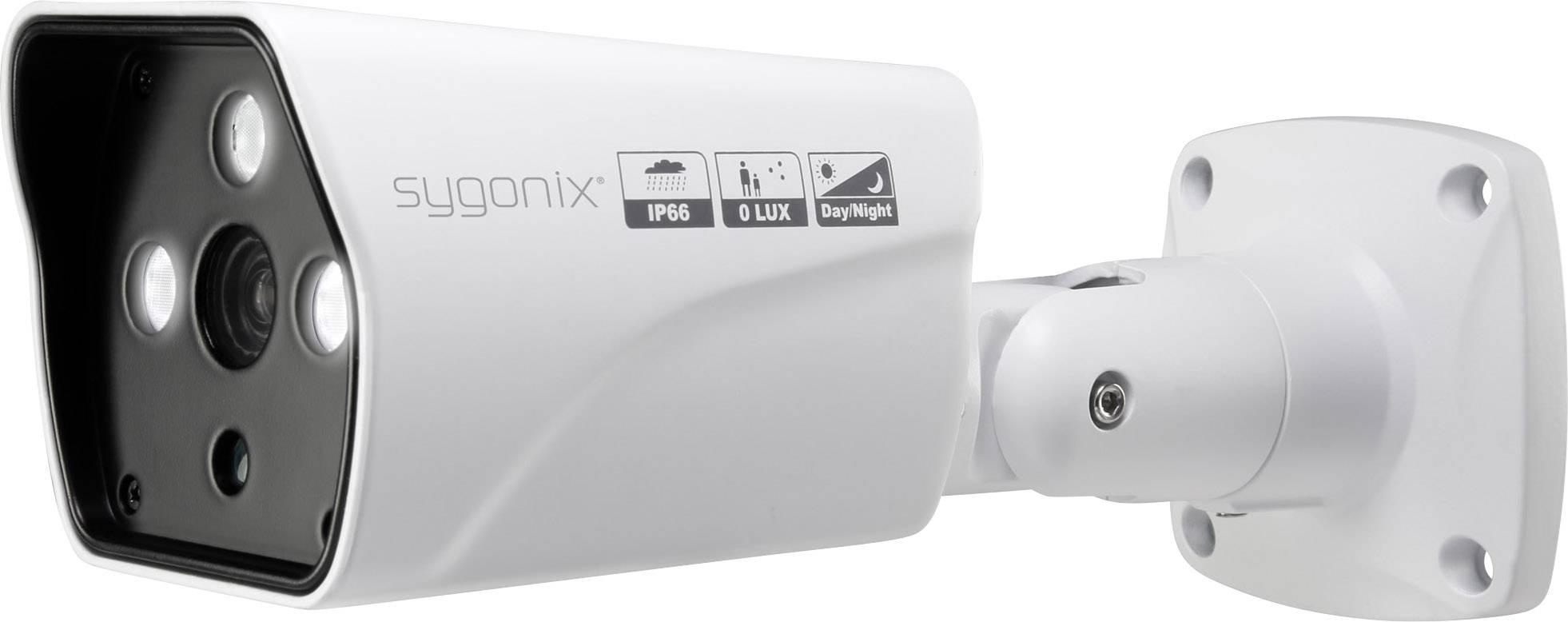 Bezpečnostná kamera Sygonix HDA-281B, 6 mm