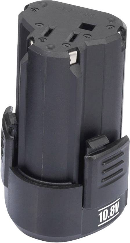 Náhradný akumulátor pre aku vŕtací skrutkovač TOOLCRAFT DD 10.8 V, TOOLCRAFT 1420594, 10.8 V, 1.3 Ah