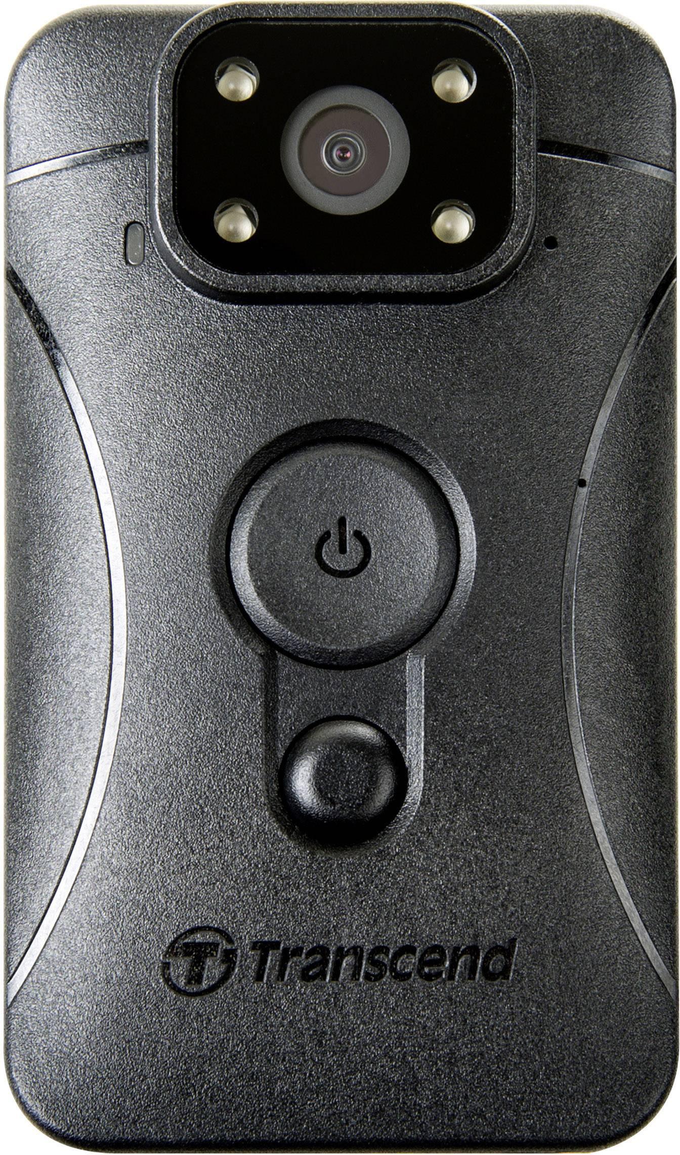 Osobná kamera Transcend DrivePro Body 10, Full HD, mini kamera, odolná proti vode
