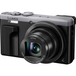 Digitální fotoaparát Panasonic DMC-TZ81EG-S, 18 MPix, Zoom (optický): 30 x, stříbrnočerná