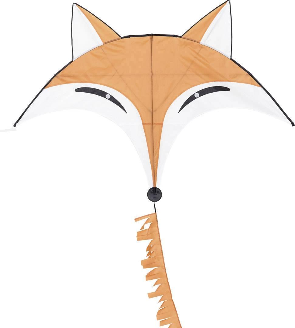 Jednošňůrový drak HQ Fox Kite rozpětí 1450 mm
