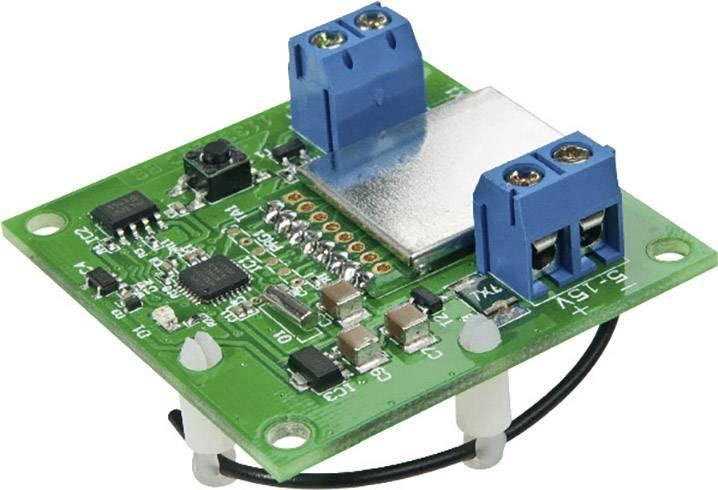 Bezdrôtový spínač HomeMatic HM-LC-Sw1-Ba-PCB 104895 1-kanálový , Max. dosah 100 m