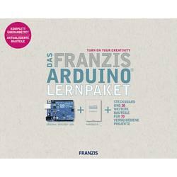Výuková sada Franzis Verlag Arduino™ Lernpaket 4019631670328