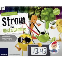 Experimentální box Franzis Verlag Der kleine Hacker: Strom aus Obst & Gemüse 65252