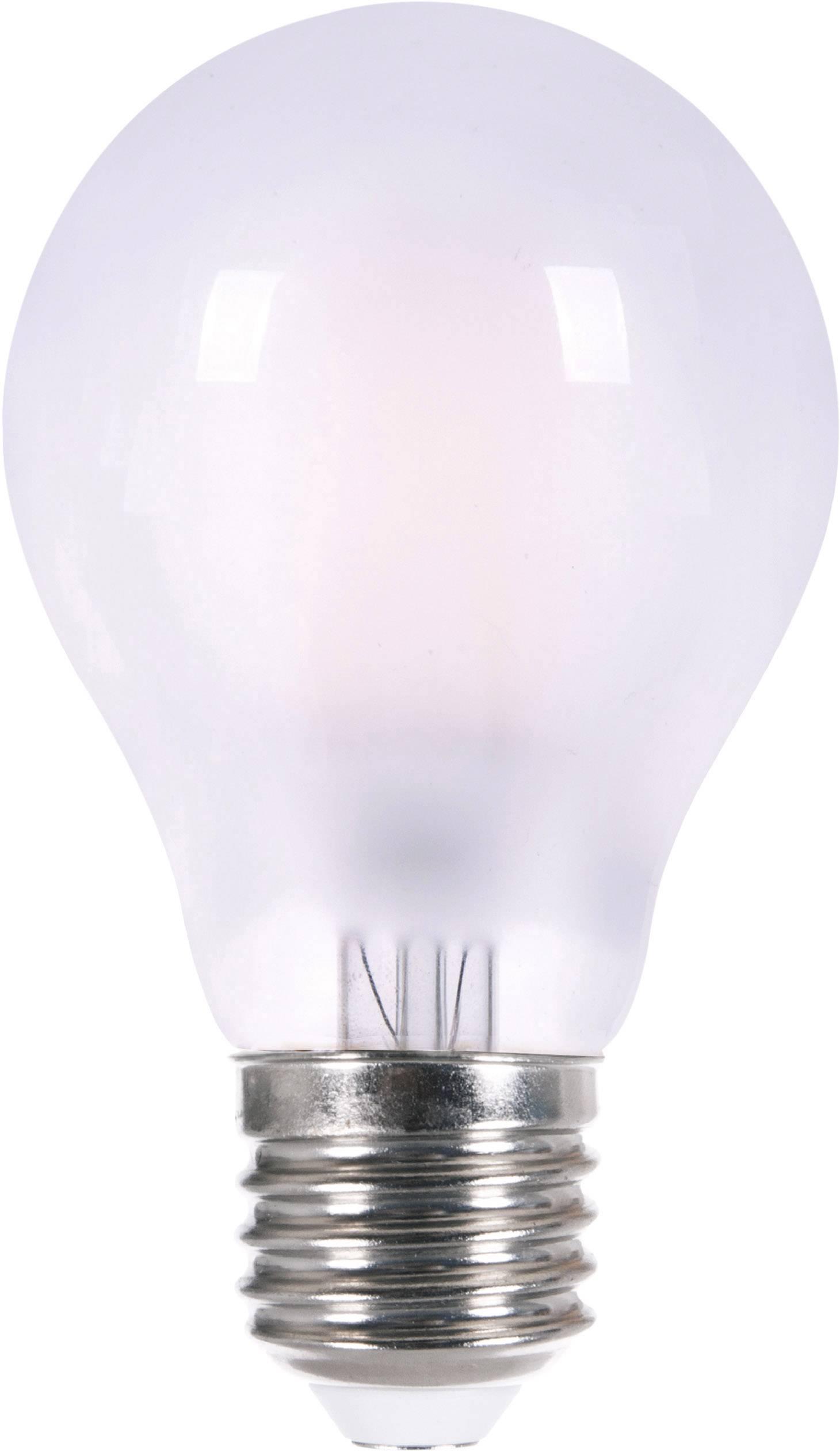 LED žiarovka LightMe LM85175 230 V, 5 W = 40 W, teplá biela, A+, vlákno, 1 ks