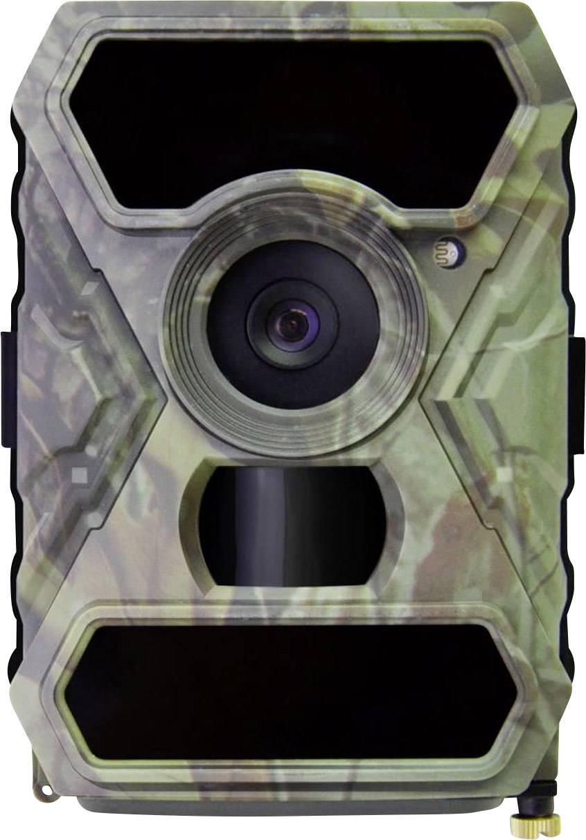 Fotopast Berger & Schröter X-Trail 3.0 FullHD, 12 MPix, černé LED diody, nahrávání zvuku, maskáčová