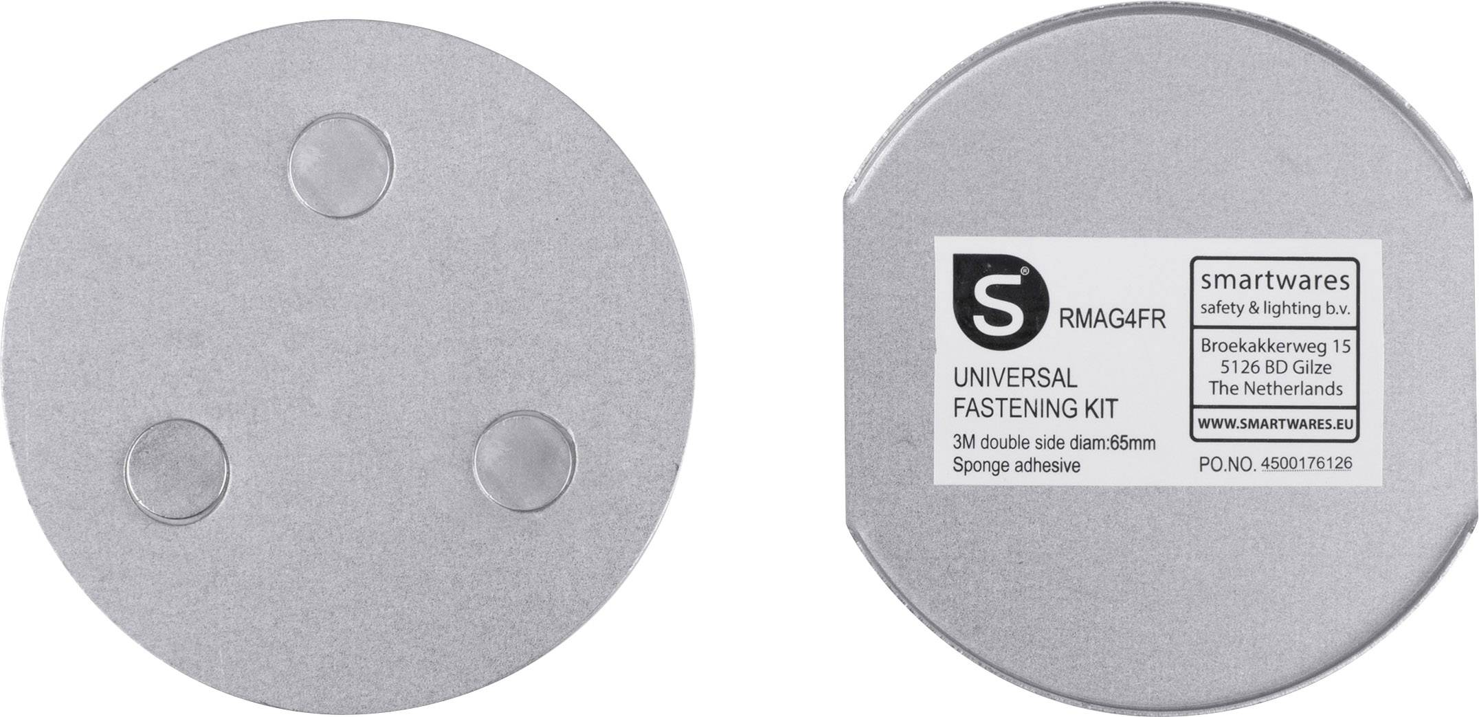 Magnetický držiak detektora dymu Smartwares RMAG4