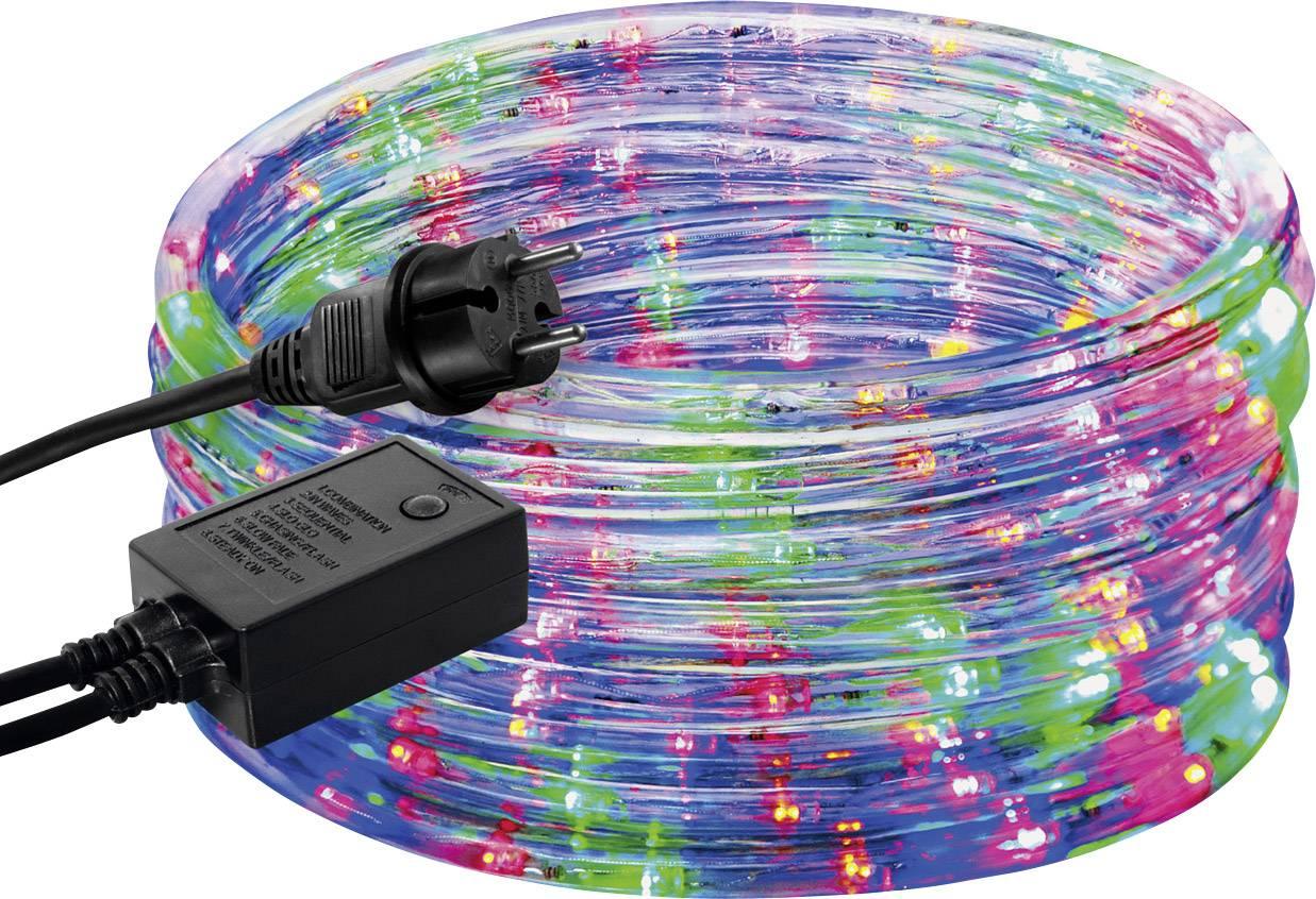 LED svetelná trubica 20887, 8 m, farebná