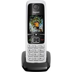 Bezdrôtový analógový telefón Gigaset C430HX, čierna, strieborná