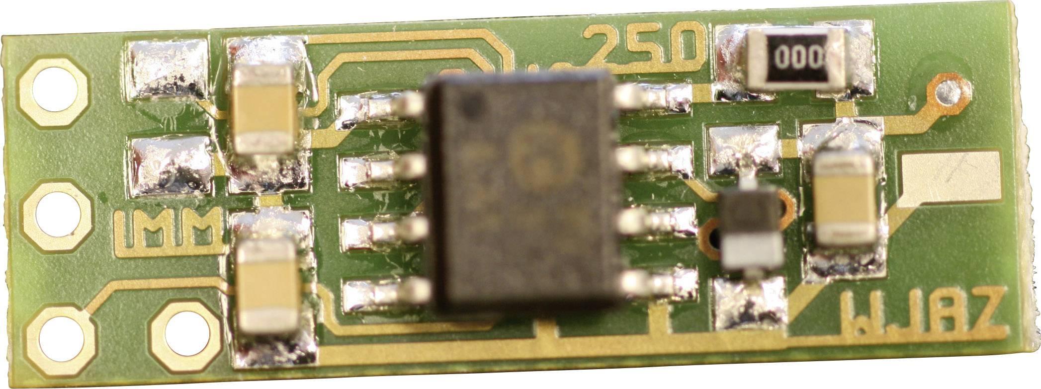 SMD řídící elektronika pro CW laserové diody
