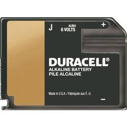 Plochá baterie Duracell 4LR61 Block 6 V (Flat Pack), alkalicko-manganová, 500 mAh