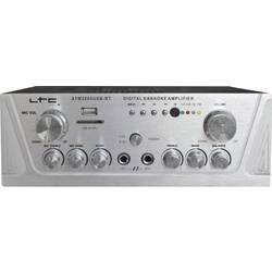 Karaoke zasilovač LTC Audio ATM2000USB-BT, vč. karaoke