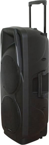Mobilné PA reproduktory Ibiza Sound PORT225VHF-BT