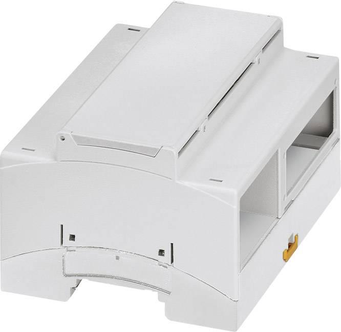 Kryt pro Raspberry Pi® Phoenix Contact RPI-BC 107,6 DEV-KIT KMGY, světle šedá