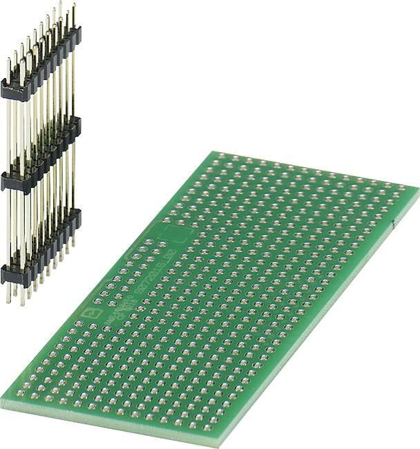 Rozšiřující deska pro Raspberry Pi® Phoenix Contact RPI-BC EXT-PCB HBUS SET, zelená