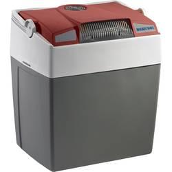 Přenosná lednice (autochladnička) MobiCool G30 AC/DC, 12 V, 230 V, 29 l, červeno šedá, USB nabíječka