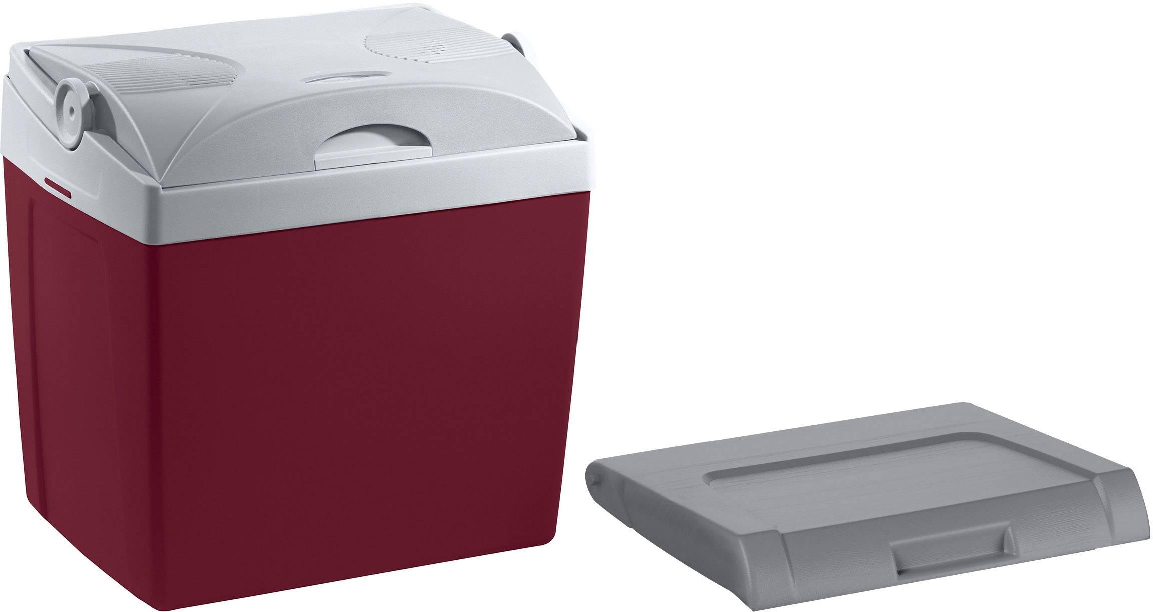 Přenosná lednice (autochladnička) MobiCool U26 DC 12 V červená 25 l