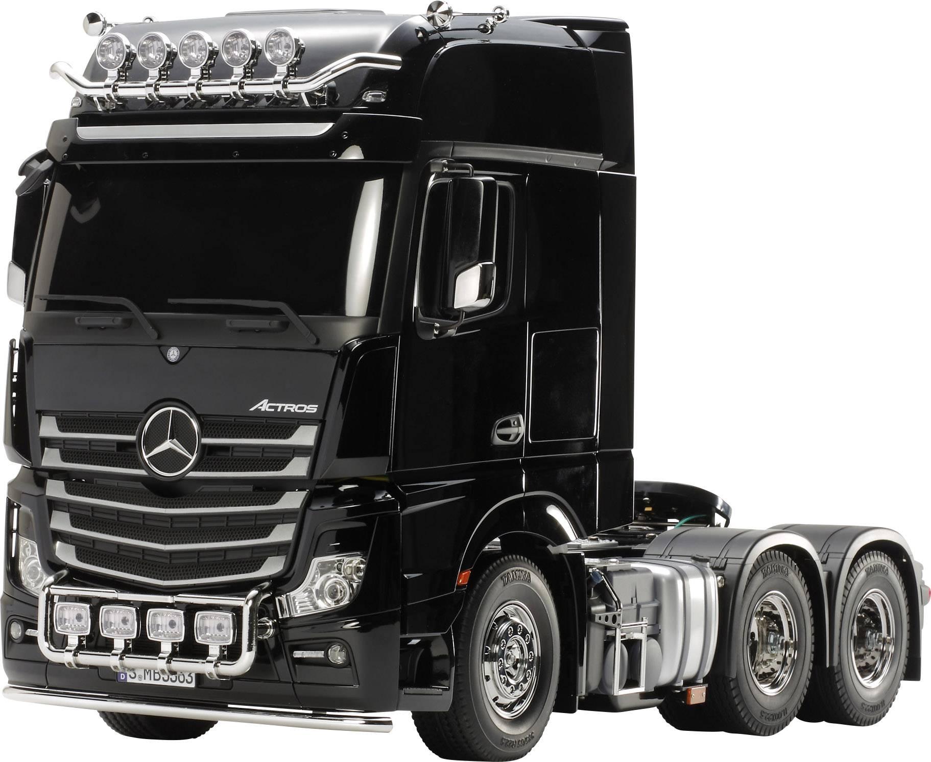 Tamiya Mercedes Benz Actros 3363 6x4 Gigaspace 56348, 1:14, stavebnice