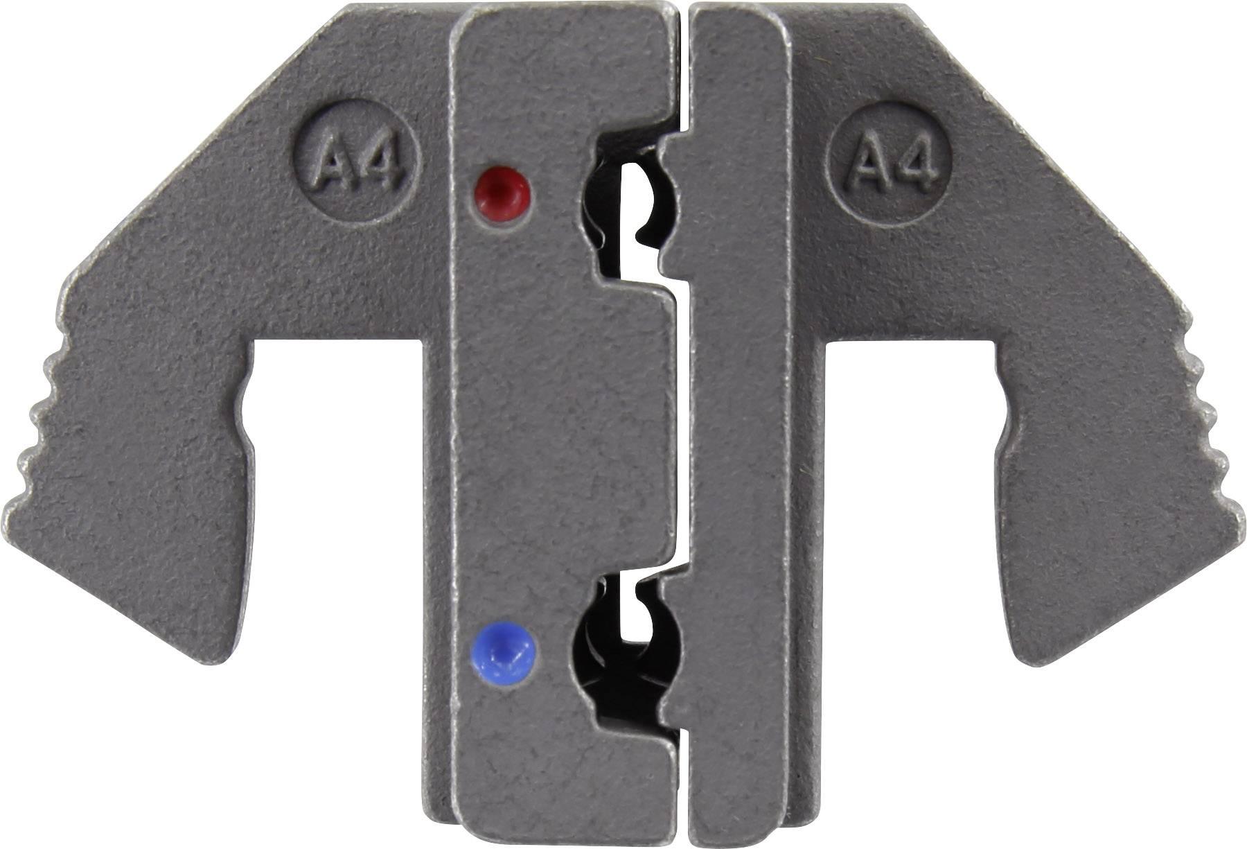 Krimpovací nástavec TOOLCRAFT 1423369, 0.5 do 2.5 mm², ATT.LOV.FITS4_BRAND_PLIERS TOOLCRAFT, 1423556