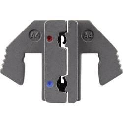 Krimpovací nástavec pro plochý konektor TOOLCRAFT 1423369 ploché zásuvky 0.5 až 2.5 mm² ATT.LOV.FITS4_BRAND_PLIERS TOOLCRAFT 1423556