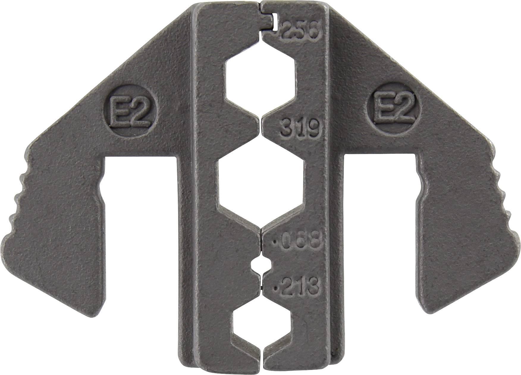 Krimpovací nástavec TOOLCRAFT 1423398, pre druhy káblov RG59, RG58, RG62, RG6, ATT.LOV.FITS4_BRAND_PLIERS TOOLCRAFT, 1423556