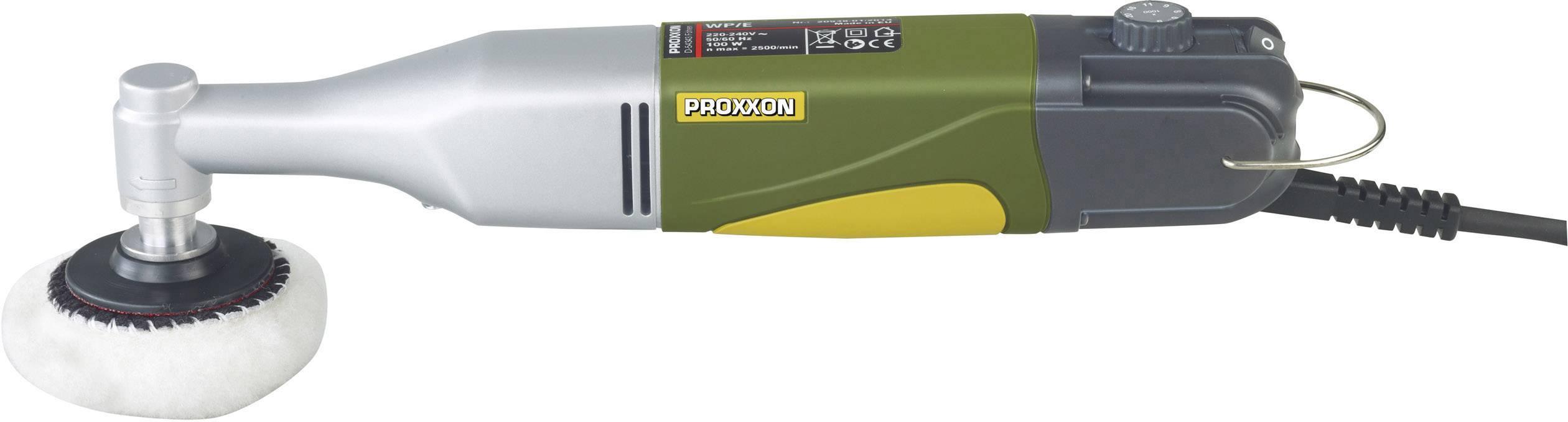 Proxxon Micromot WP/E vr. príslušenstva, 18-dielna, 100 W