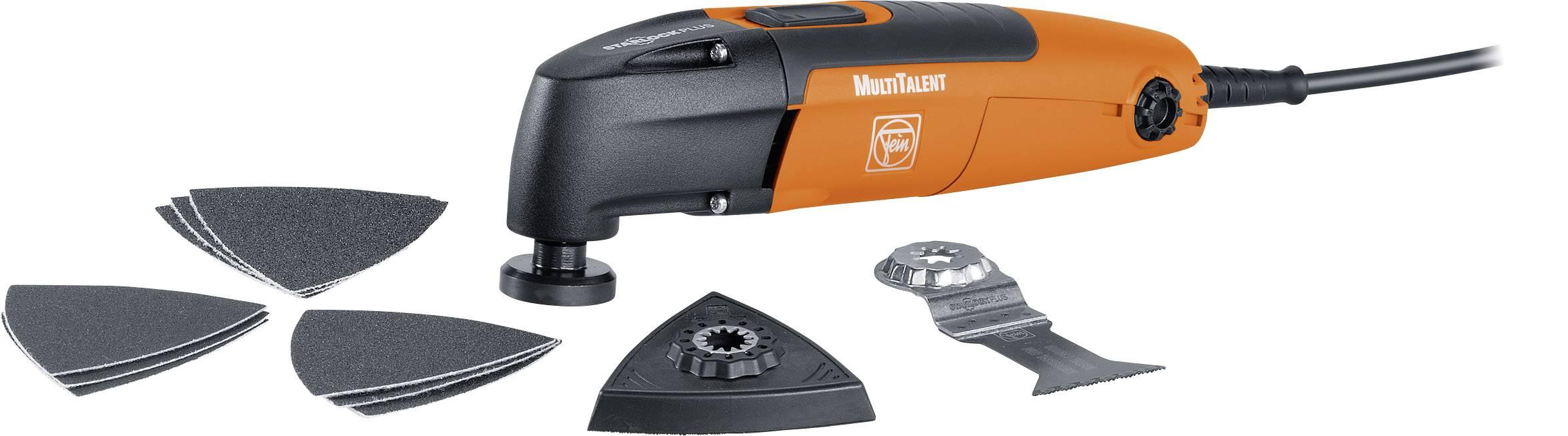 Multifunkční nářadí Fein MultiTalent START FMT 250SL 72295461000, 250 W, vč. příslušenství, kufřík, 12dílná