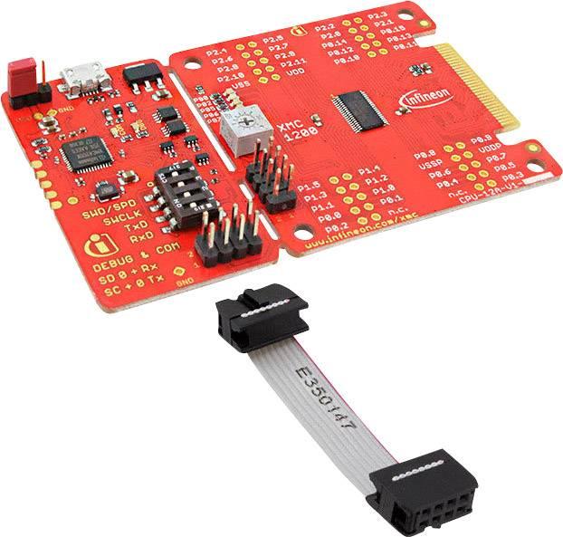 Vývojová deska Infineon Technologies KIT_XMC12_BOOT_001
