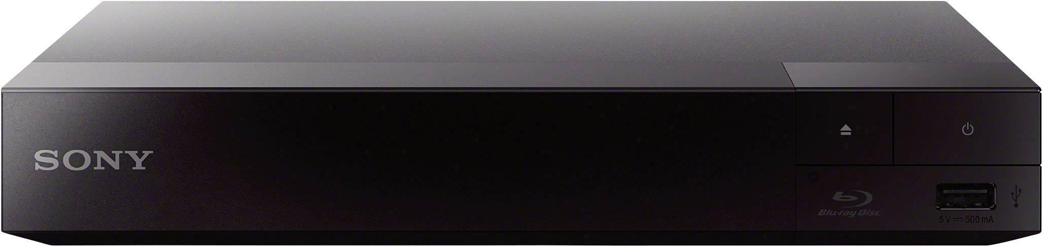 Blu-Ray přehrávač Sony BDP-S1700, černá